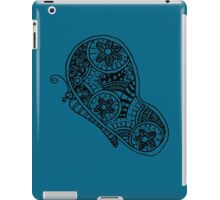 Butterfly to Zen iPad Case/Skin