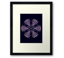 Jewel Star Framed Print
