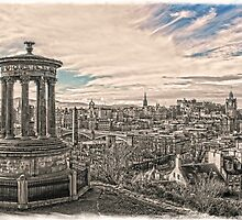 Edinburgh Inception by DavidWHughes