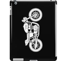 Triumph - Café racer iPad Case/Skin