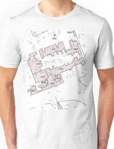 Keep Hosier Real - Melbourne Heritage Overlay Unisex T-Shirt