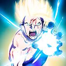 Do It Now Gohan! by Tom Skender