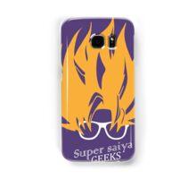 Super Saiya Geeks Samsung Galaxy Case/Skin