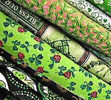 St. Paddy's Patterns by Monnie Ryan