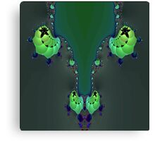 Jewels of the Deep Canvas Print