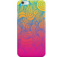 PSYCHOLINES Phone Case- CMY 1 iPhone Case/Skin