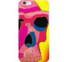 Homo erectus  iPhone Case/Skin