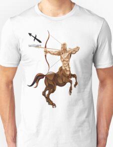 SAGITTARIUS 3D Unisex T-Shirt