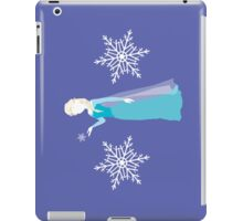 Elsa from Frozen Disney iPad Case/Skin