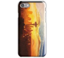 Seattle Sunrise iPhone Case/Skin