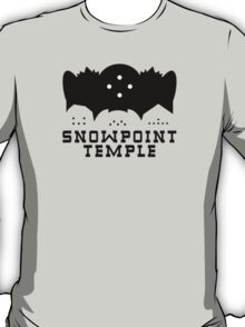 Snowpoint Temple T-Shirt