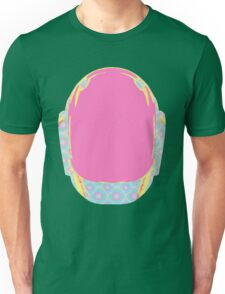 Daft Punk Guy Manuel Helmet Unisex T-Shirt