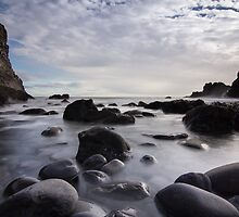 path of stones by JorunnSjofn Gudlaugsdottir
