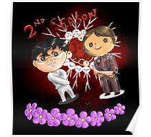 Hannibal - Second Season Poster