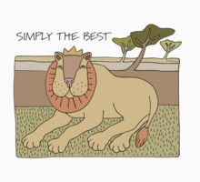 Simply the best by Annika Stromberg