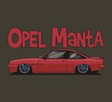 Opel Manta GTE by velocitygallery