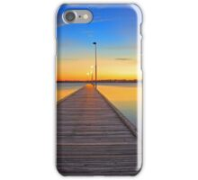 Como Jetty - Western Australia  iPhone Case/Skin