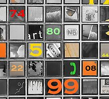 All My Numbers Stored by Alexandra Lavizzari
