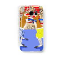 The Boxers Samsung Galaxy Case/Skin
