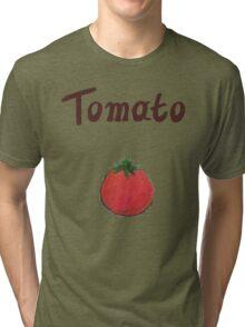 tomato1 Tri-blend T-Shirt