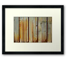 What's the Frequency? Framed Print