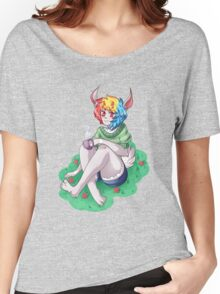 Bunny Girl. Women's Relaxed Fit T-Shirt