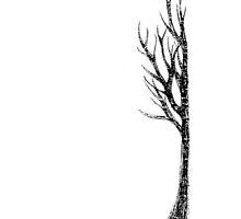 Jasper's Tree Doodle (as is) by Noelle Menigoz