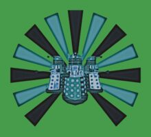 Daleks  Kids Clothes
