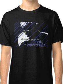 Tears in Rain Classic T-Shirt