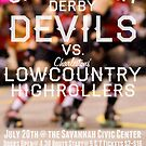 Savannah Derby Devils vs. Low Country High Rollers by five5six