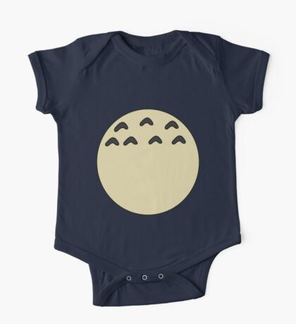My Baby Totoro One Piece - Short Sleeve
