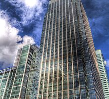 Citi Bank Tower London by DavidHornchurch