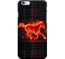 buring desire iPhone Case/Skin