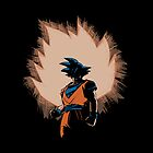 Saiyan Rises by piercek26