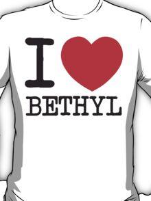 I Heart Bethyl T-Shirt