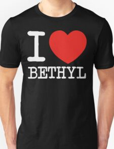 I Heart Bethyl v2 T-Shirt