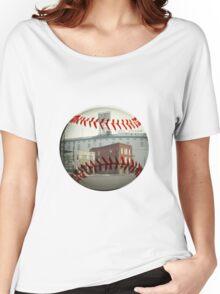 Tiger Stadium Women's Relaxed Fit T-Shirt