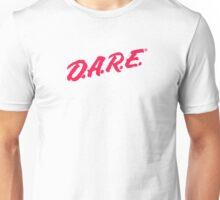 D.A.R.E t-shirt Unisex T-Shirt