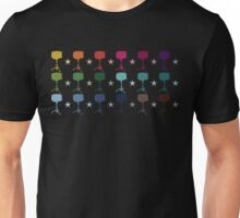 Colorful Snare Drums Unisex T-Shirt