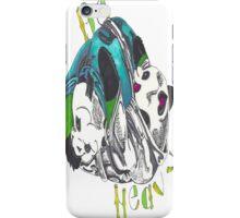 Pandas keep it playful iPhone Case/Skin
