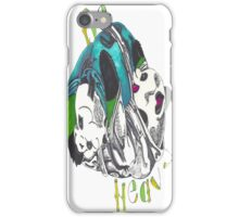 Pandas keep it playful iPhone Case/Skin