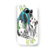 Pandas keep it playful Samsung Galaxy Case/Skin