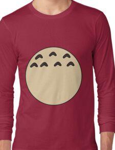 My Totoro belly Long Sleeve T-Shirt