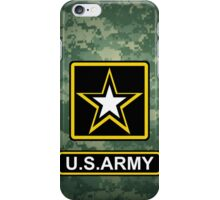 ARMY MILITARY iPhone Case/Skin