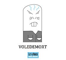 Voledemort Card Photographic Print