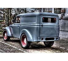 ..glory of yesterday..: The Oldtimer Photographic Print