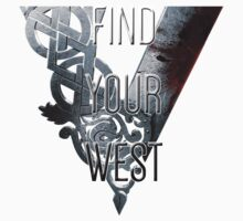 Find Your West- Vikings by rav9000
