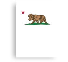 California Bears Canvas Print