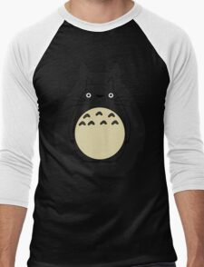 Totoro the neighbor Men's Baseball ¾ T-Shirt