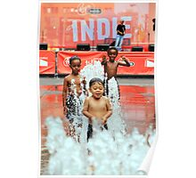 Kids Summer Fun Poster